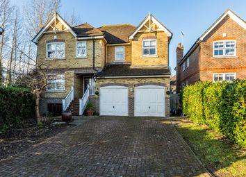 Thumbnail 5 bedroom detached house to rent in The Fallows, Ray Mill Road East, Maidenhead