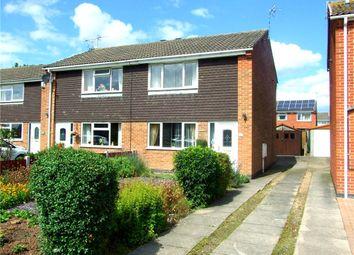 Thumbnail 2 bedroom semi-detached house for sale in Beaufort Road, Stenson Fields, Derby