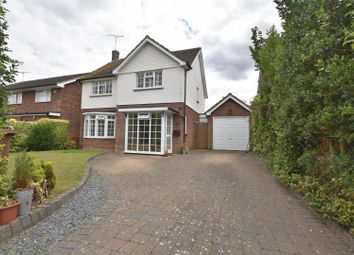 Butlers Close, Chelmsford CM1. 3 bed detached house