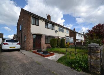 Thumbnail 3 bed semi-detached house for sale in Exeter Drive, Irlam, Manchester