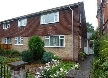 Thumbnail 2 bed maisonette to rent in Kedleston Road, Allestree, Derby