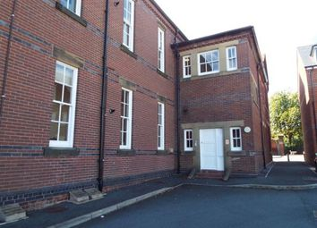 Thumbnail 2 bedroom flat for sale in Wynstay Apartments, Corunna Court, Wrexham, Wrecsam