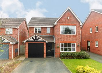 Thumbnail 4 bed detached house for sale in Sedge Drive, Woodland Grange, Bromsgrove