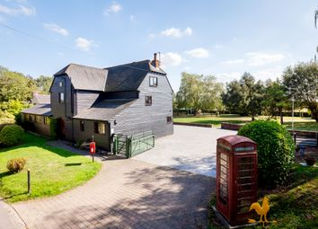 Thumbnail 4 bed barn conversion for sale in Olmstead Green, Castle Camps, Cambridge