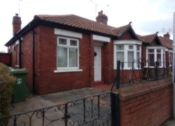 Thumbnail 2 bed bungalow for sale in Newsham Road, Blyth
