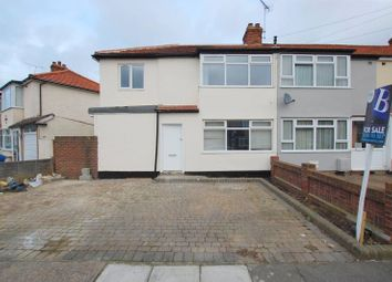 4 bed semi-detached house for sale in Linley Crescent, Romford RM7
