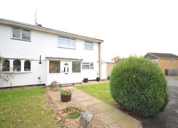 Thumbnail 3 bedroom end terrace house for sale in Pitford Road, Woodley, Reading
