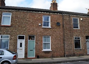 Thumbnail 2 bed terraced house for sale in Milner Street, Acomb, York