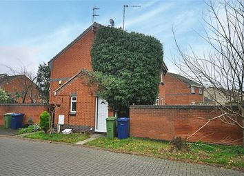 Thumbnail 1 bed end terrace house for sale in Raleigh Close, Churchdown, Gloucester