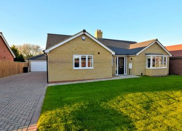 Thumbnail 4 bedroom bungalow for sale in Cloisters Walk, Eastfield Road, Louth, Lincolnshire