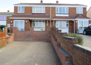 Thumbnail 3 bedroom semi-detached house for sale in Broad Lane, Pelsall, Walsall