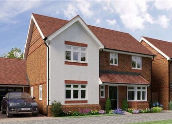 Thumbnail 4 bed detached house for sale in 3 Campbell Close, Reigate Road, Hookwood, Horley, Surrey