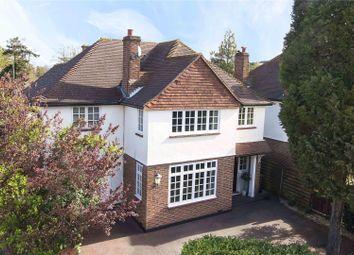 Thumbnail 4 bed detached house for sale in Bridge Road, Weybridge, Surrey