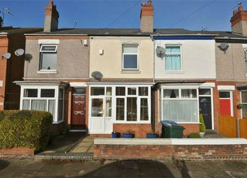Thumbnail 2 bedroom terraced house for sale in Mayfield Road, Earlsdon, Coventry, West Midlands