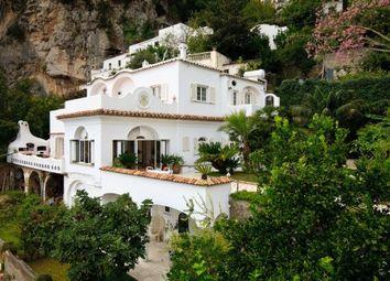 Thumbnail Villa for sale in Positano, Salerno, Campania, Italy