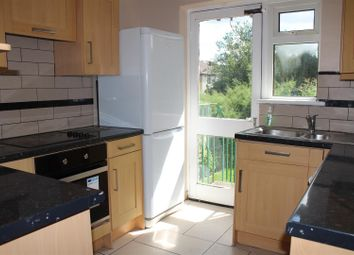 Thumbnail 3 bed flat to rent in North Countess Road, London