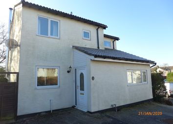 Thumbnail 4 bed detached house to rent in Longford Lane, Kingsteignton