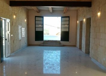 Thumbnail 3 bed property for sale in 3 Bedroom Farmhouse, Rabat, Northern, Malta