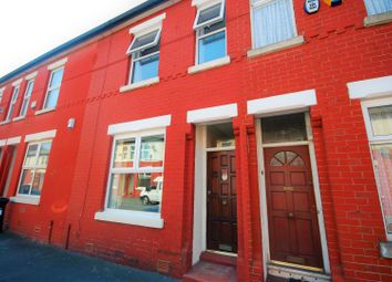 Thumbnail 2 bed terraced house for sale in Oswald Street, Reddish