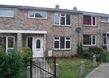 Thumbnail 3 bed terraced house to rent in Devonshire Place, Melksham, Melksham, Wiltshire