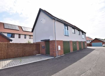 Thumbnail 1 bed mews house for sale in Coopers Crescent, Hingham, Norwich