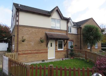 Thumbnail 1 bedroom semi-detached house for sale in Tides Way, Marchwood, Southampton