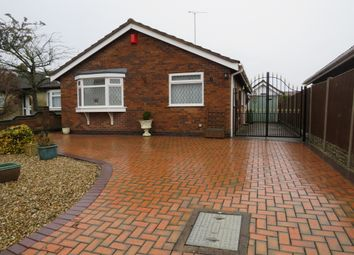 Thumbnail 2 bed detached bungalow for sale in James Street, Stoney Stanton, Leicester