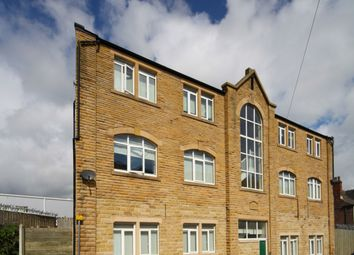 Thumbnail 1 bed flat for sale in Talbot Mills, Batley, Yorkshire, West Riding
