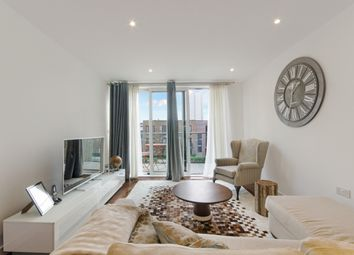 Thumbnail 2 bed flat for sale in Marine Wharf, Royal Victoria Gardens, Surrey Quays