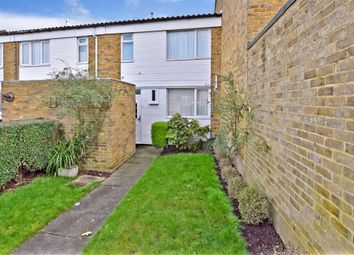 Thumbnail 3 bed terraced house for sale in Carters Row, Northfleet, Gravesend, Kent