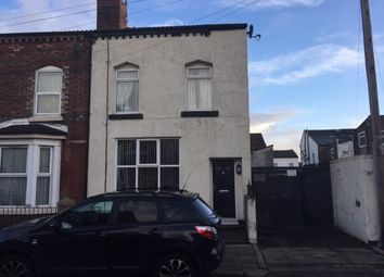 Thumbnail 3 bed end terrace house for sale in 4 Chapel Road, Anfield, Liverpool
