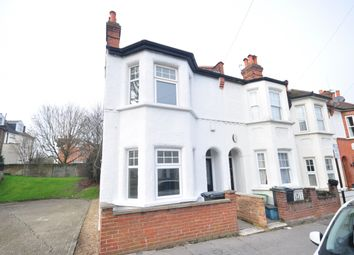 Thumbnail 3 bed end terrace house to rent in Addiscombe Court Road, Addiscombe, Croydon
