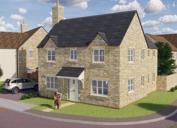 "Thumbnail 4 bed detached house for sale in ""The Foxford "" at Malleson Road, Gotherington, Cheltenham"