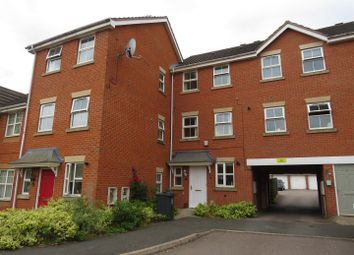 Thumbnail 4 bed terraced house to rent in Blacksmith Place, Hamilton, Leicester