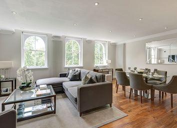 Thumbnail 2 bedroom flat for sale in Kensington Gardens Square, London