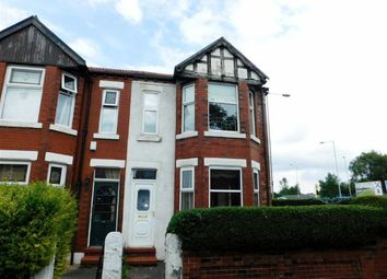 Thumbnail 3 bed semi-detached house for sale in Sherborne Road, Cheadle Heath, Stockport