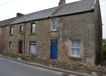 Thumbnail 1 bed end terrace house for sale in Main Street, East End, Chirnside, Duns, Berwickshire