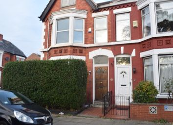 Thumbnail 4 bed terraced house to rent in Annesley, Liverpool