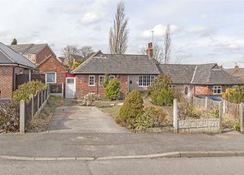Thumbnail 2 bed semi-detached bungalow for sale in Private Drive, Hollingwood, Chesterfield