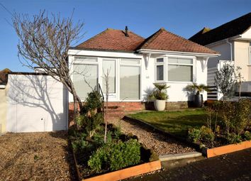 Thumbnail 3 bed detached bungalow for sale in Arlington Gardens, Saltdean, Brighton, East Sussex