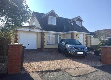 Thumbnail 4 bed detached house for sale in Lynbro Road, Barnstaple