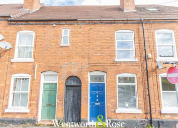 Thumbnail 3 bed terraced house for sale in Greenfield Road, Harborne