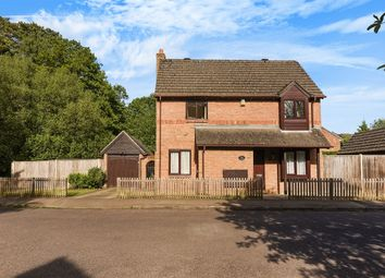 Thumbnail 3 bed detached house for sale in Greenfield Way, Crowthorne, Berkshire