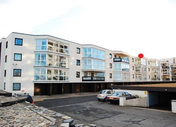 Thumbnail 2 bed flat for sale in Queens Court, Ramsey