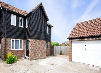 Thumbnail 3 bed link-detached house for sale in Kilnfield, Ongar