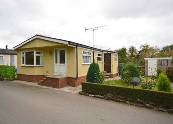Thumbnail 2 bed mobile/park home for sale in Ford Lane, Little Eaton, Derby