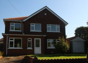 Thumbnail 4 bed detached house to rent in Cheriton Crescent, Portmead, Swansea