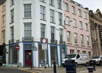 Thumbnail Studio to rent in Great Darkgate Street, Aberystwyth