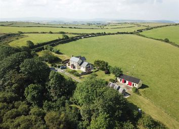 Thumbnail 4 bedroom detached house for sale in Moylegrove, Cardigan