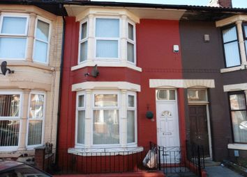 Thumbnail 2 bedroom terraced house for sale in Cambridge Road, Bootle